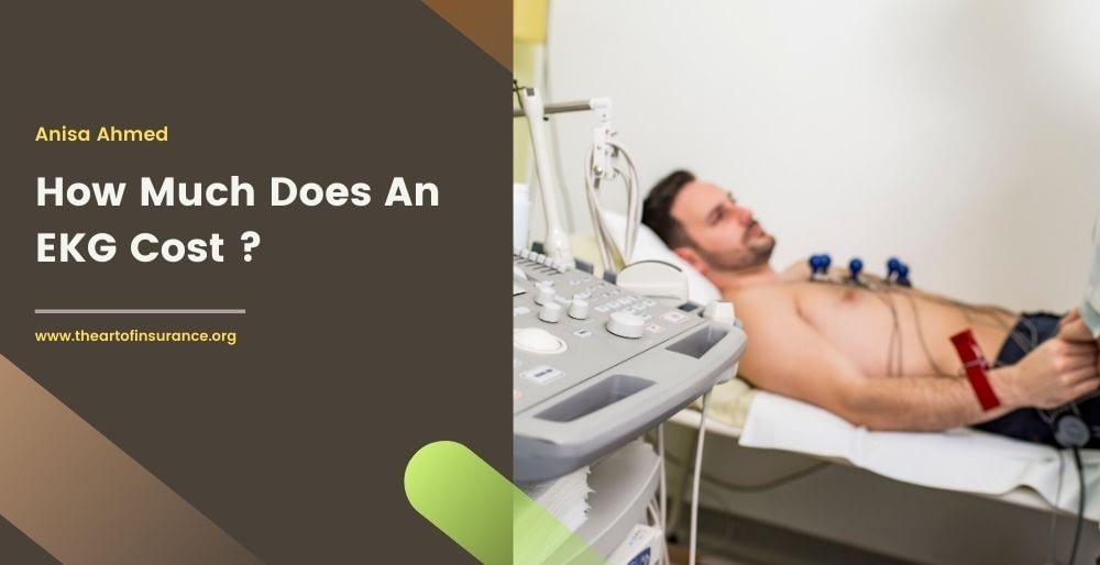 EKG Cost Insurance