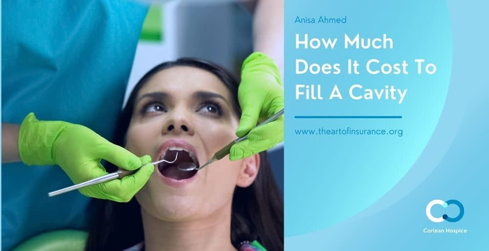 How Much Does It Cost To Fill A Cavity Without Insurance