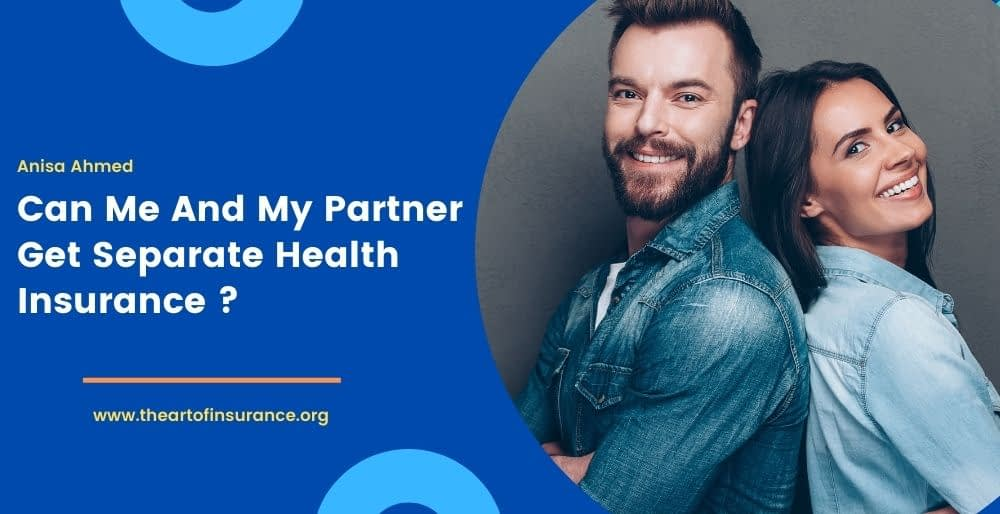 partner Separate Health Insurance