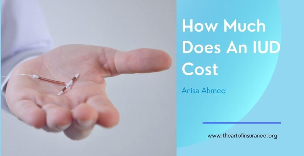 How Much Does An IUD Cost